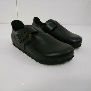 Birkenstock London Hunter Leather Shoes